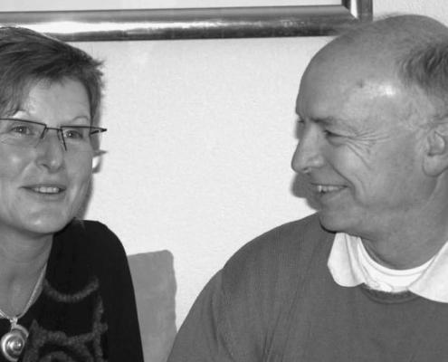 Susann und Heinz Luettinger