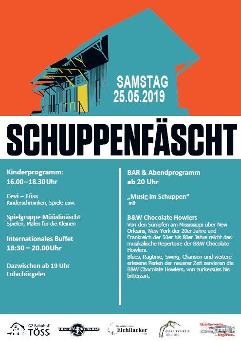 Flyer Schuppfenfest